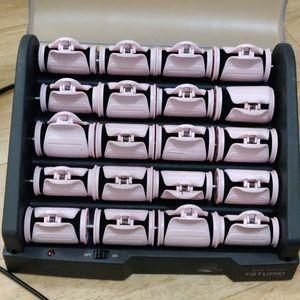 Remington Ceramic Heated Rollers